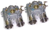 ( PAIR ) of 48 DCO - 2 New Weber Carburetors