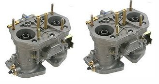 40 IDF 70 - New Weber Carburetor (Pair)