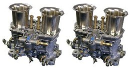 (Pair) 44 IDF 71 - New Weber Carburetor