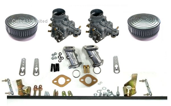 VW Weber 34 ICT Conversion Kit Type 3