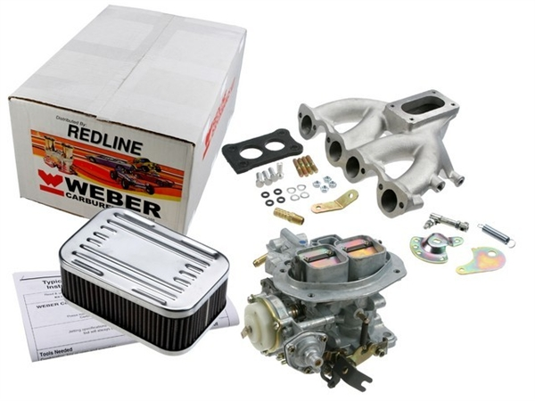 VW Rabbit  / Scirocco / Golf  conversion kit with Weber carb