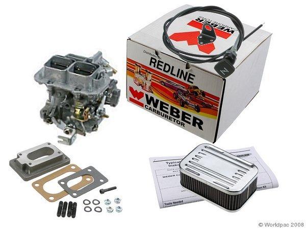 SUBARU EA 71 / EA 81 Weber conversion Kit
