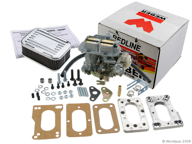 TOYOTA and Toyota TRUCK 20R 22R conversion kit w/ Weber Carb