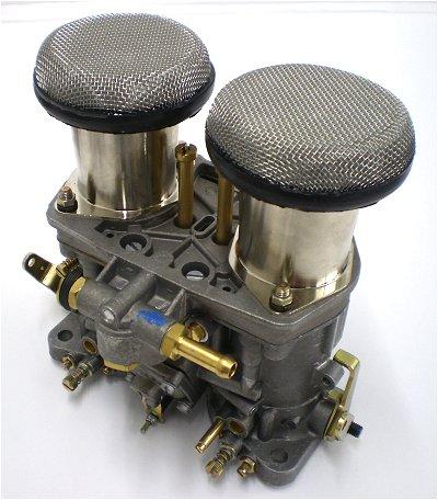 Air Cleaners for Weber Carburetors